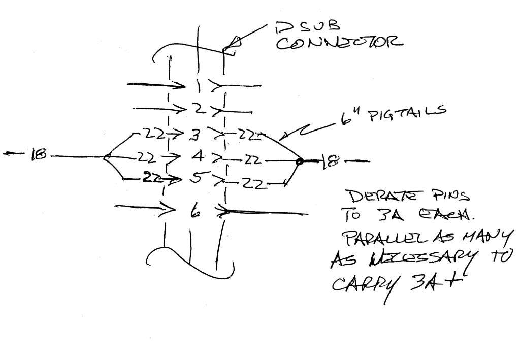 Aeroelectriclist Ive Browser. Aeroelectric Sschematicsdsubpowerdist1. Ford. 2000 Ford Fuse Diagram Ec3 At Scoala.co