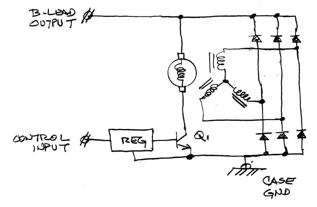 aeroelectric list archive browser Alternator Electrical Diagram at Aircraft Alternator Diagram